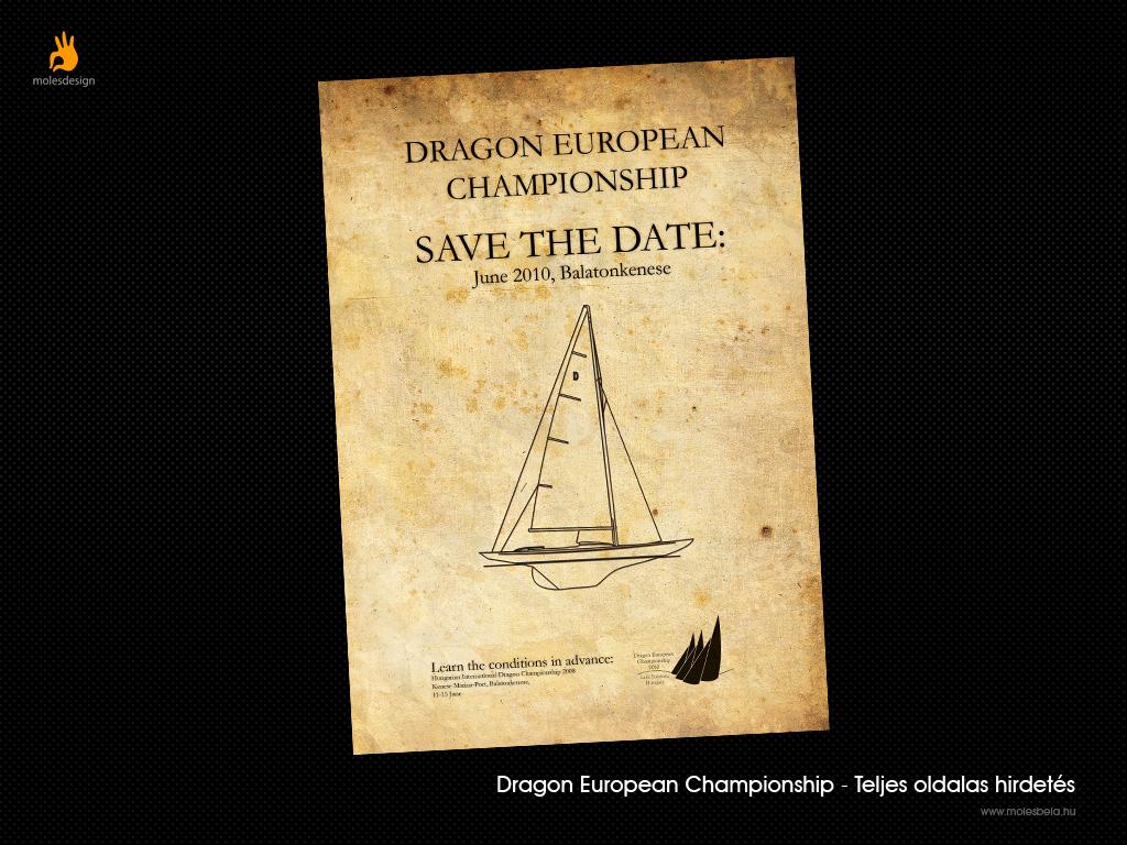 Dragon EC - plakát