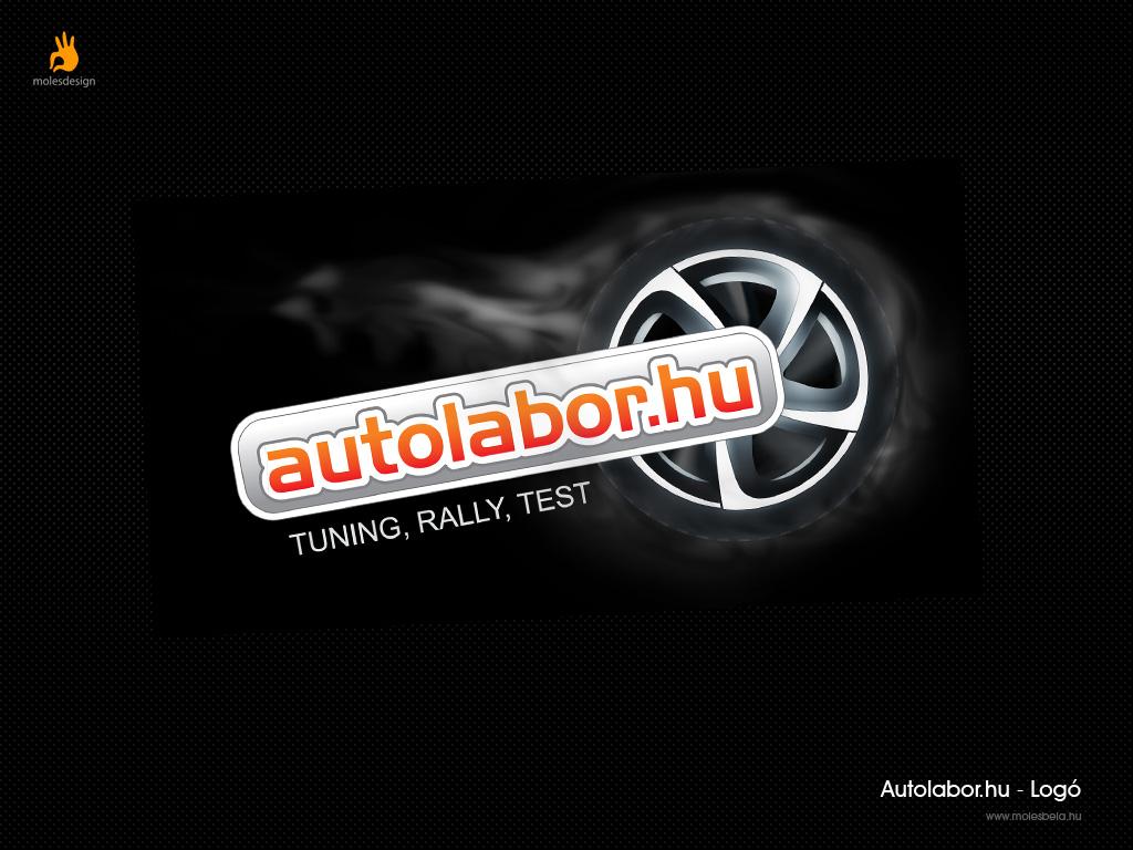 Autolabor - logótervezés